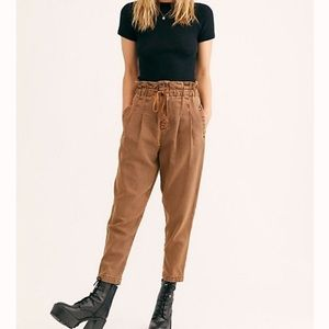 NWT Free People Margate Trousers